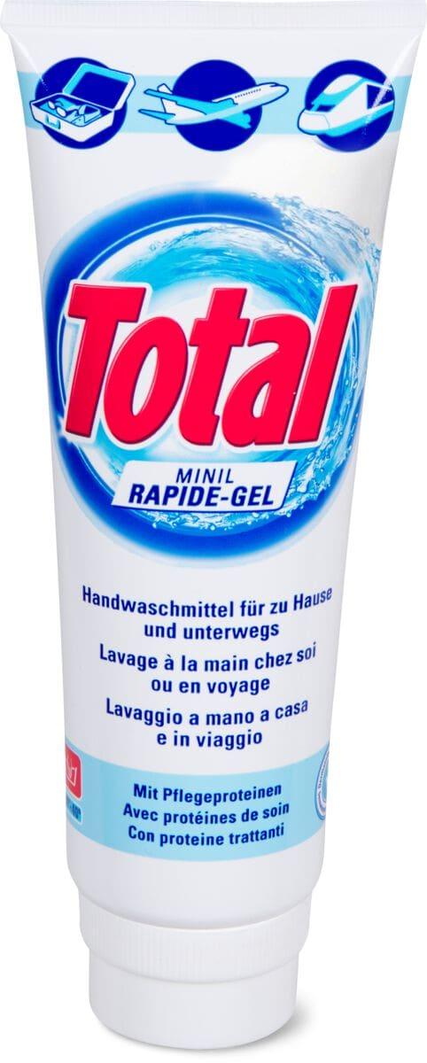 Total Minil Rapide-Gel Lavaggio a mano