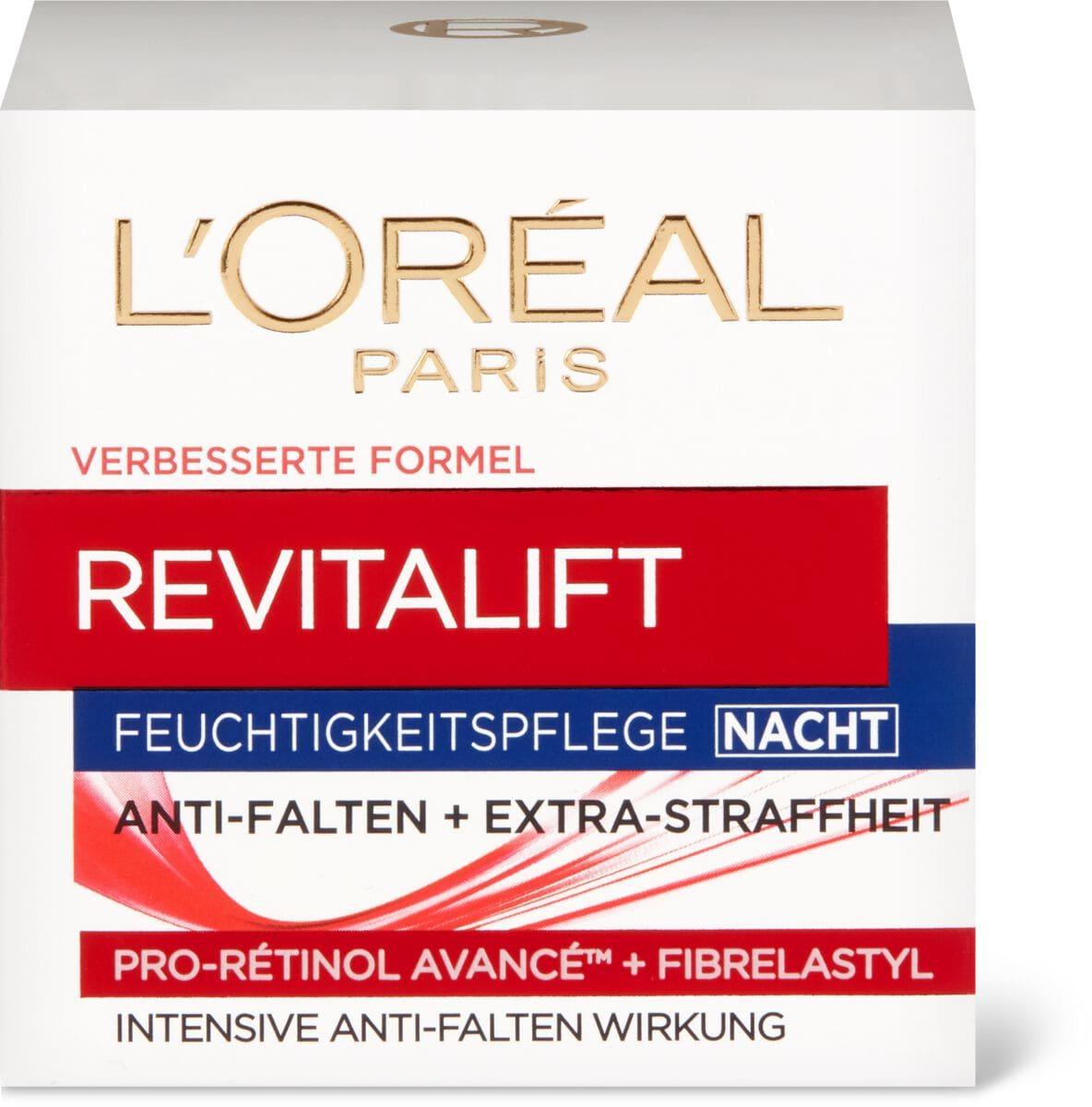 L'Oréal Revitalift Anti-Falten Nacht