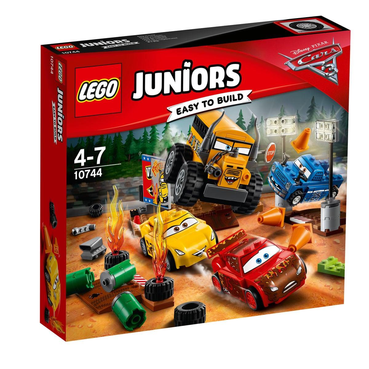LEGO Juniors Crazy 8 Rennen in Thunder Hollow 10744