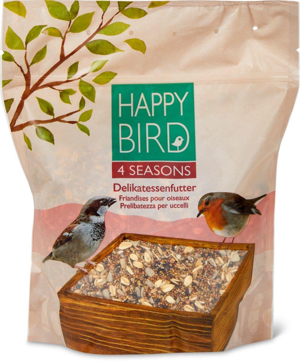 4 seasons Friandises oiseaux