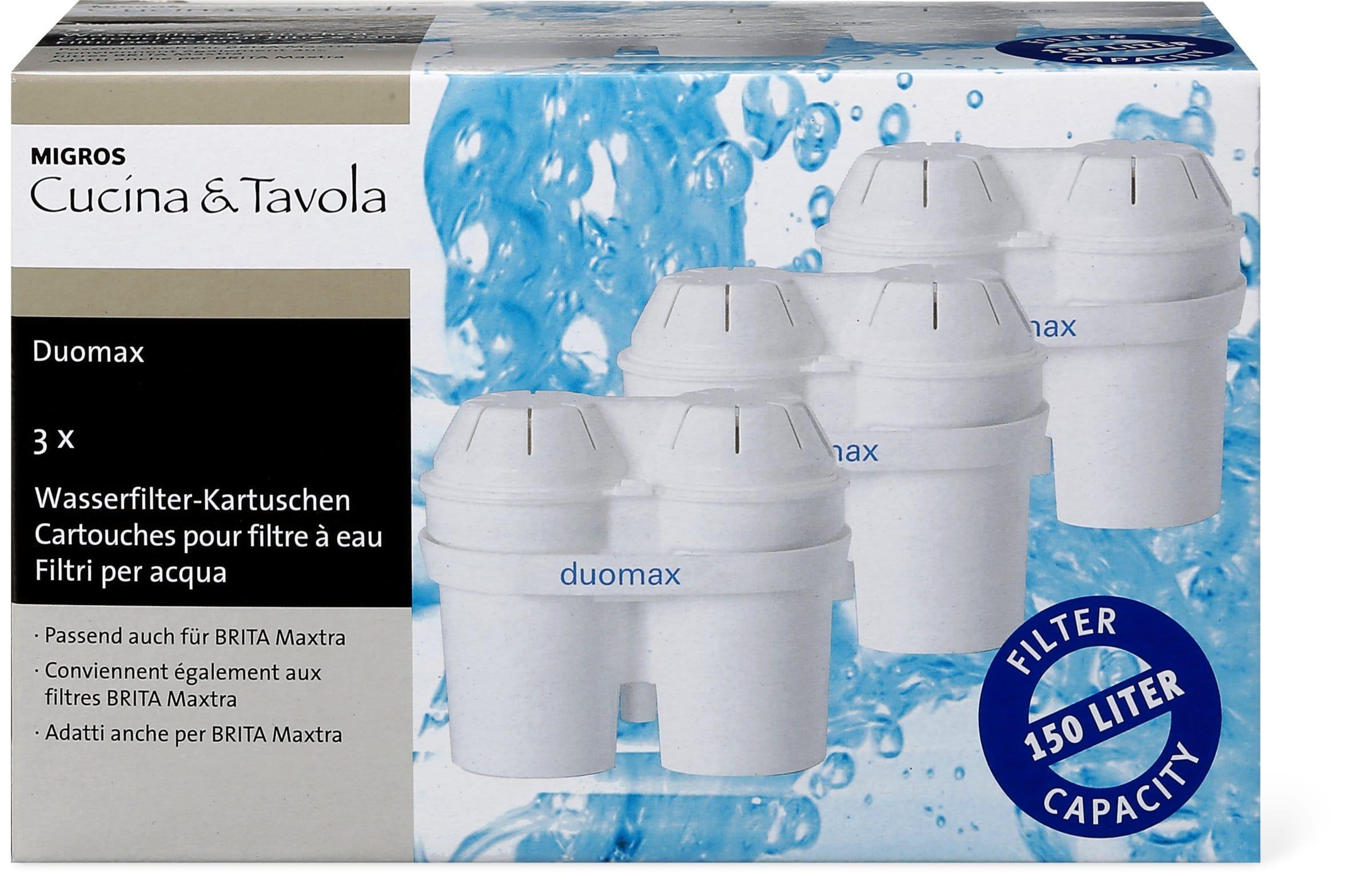 Cucina & Tavola Wasserfilterkartuschen