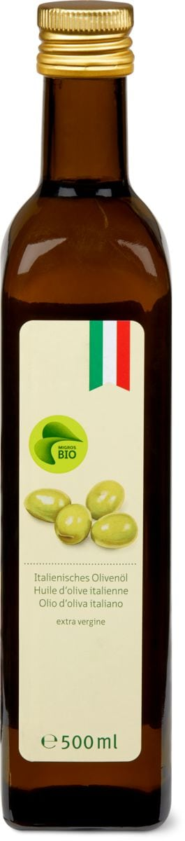 Bio Italienisches Olivenöl
