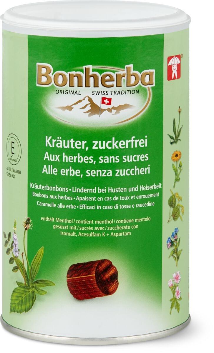 Bonherba Kräuter zuckerfrei