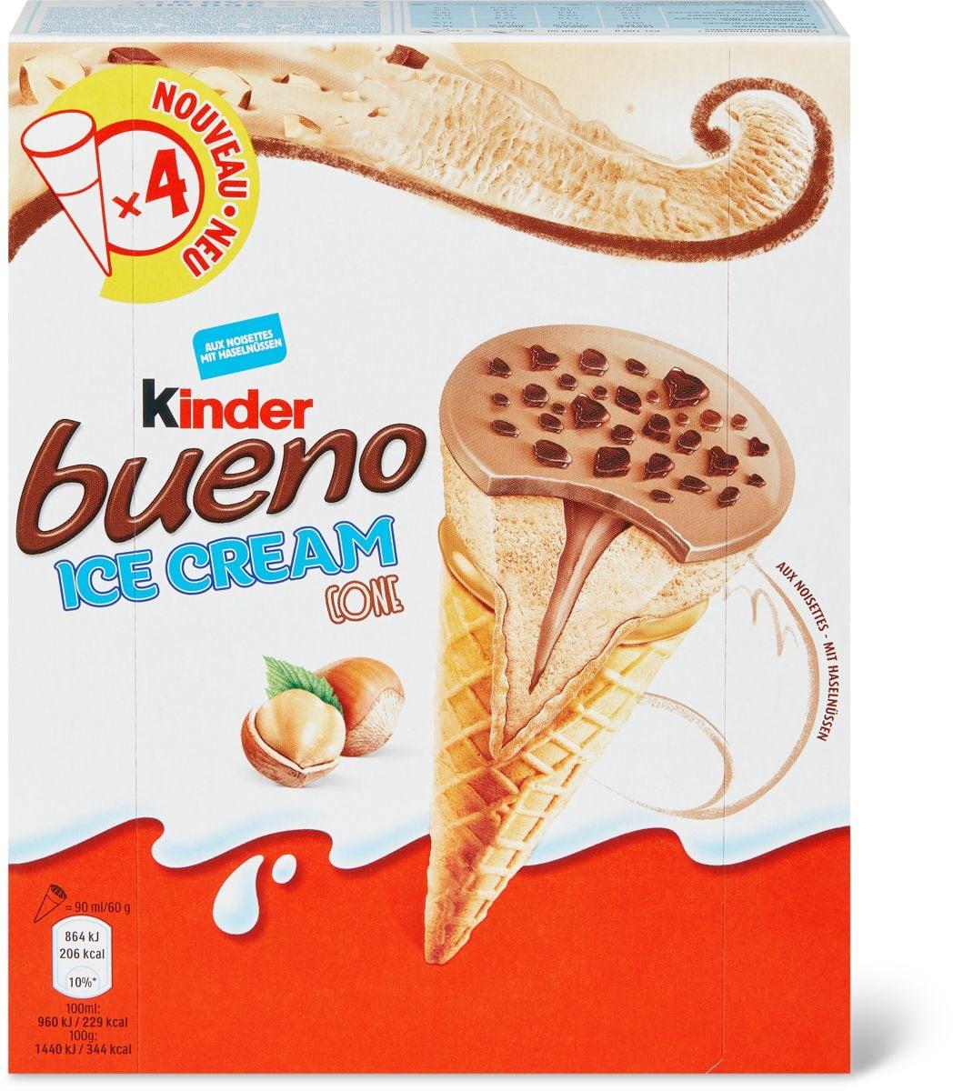 Kinder Ice Cream Bueno Cornet