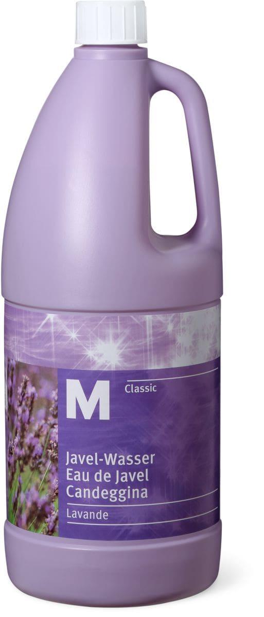 M-Classic Javel-Wasser Lavande