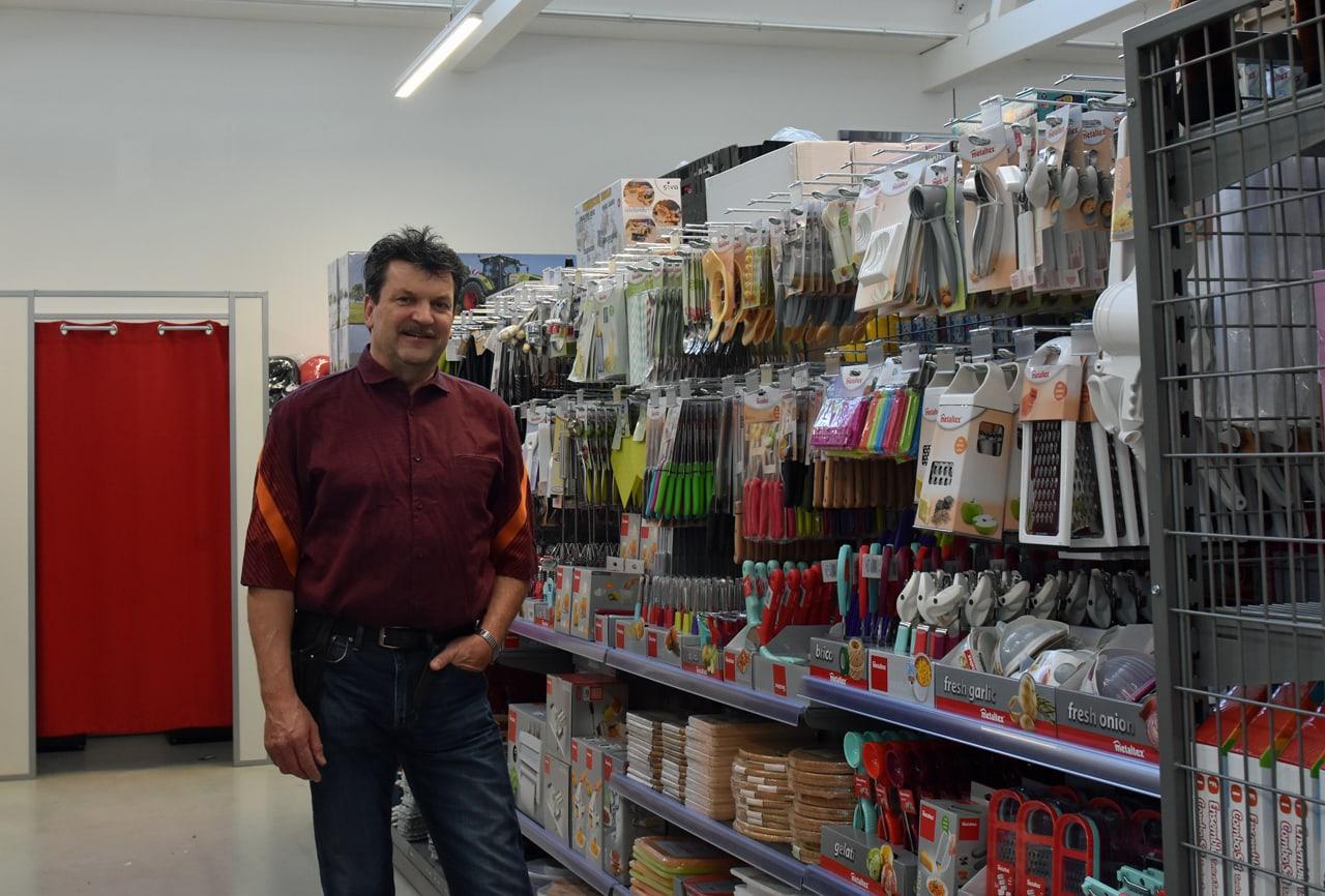 Das Outlet Migros in Winterthur feiert Eröffnung   Medien