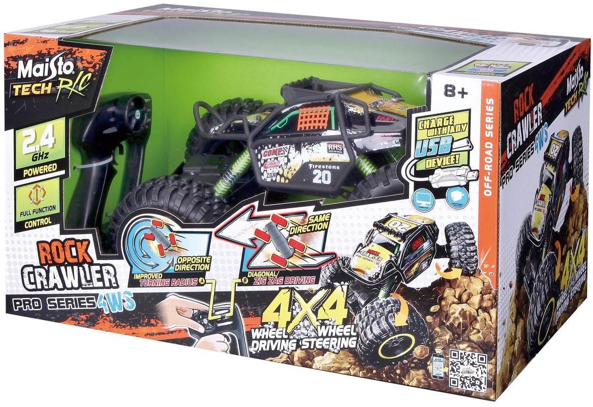 Maisto Rc Rock Crawler Pro Series 4Ws Outdoor-Spielzeug