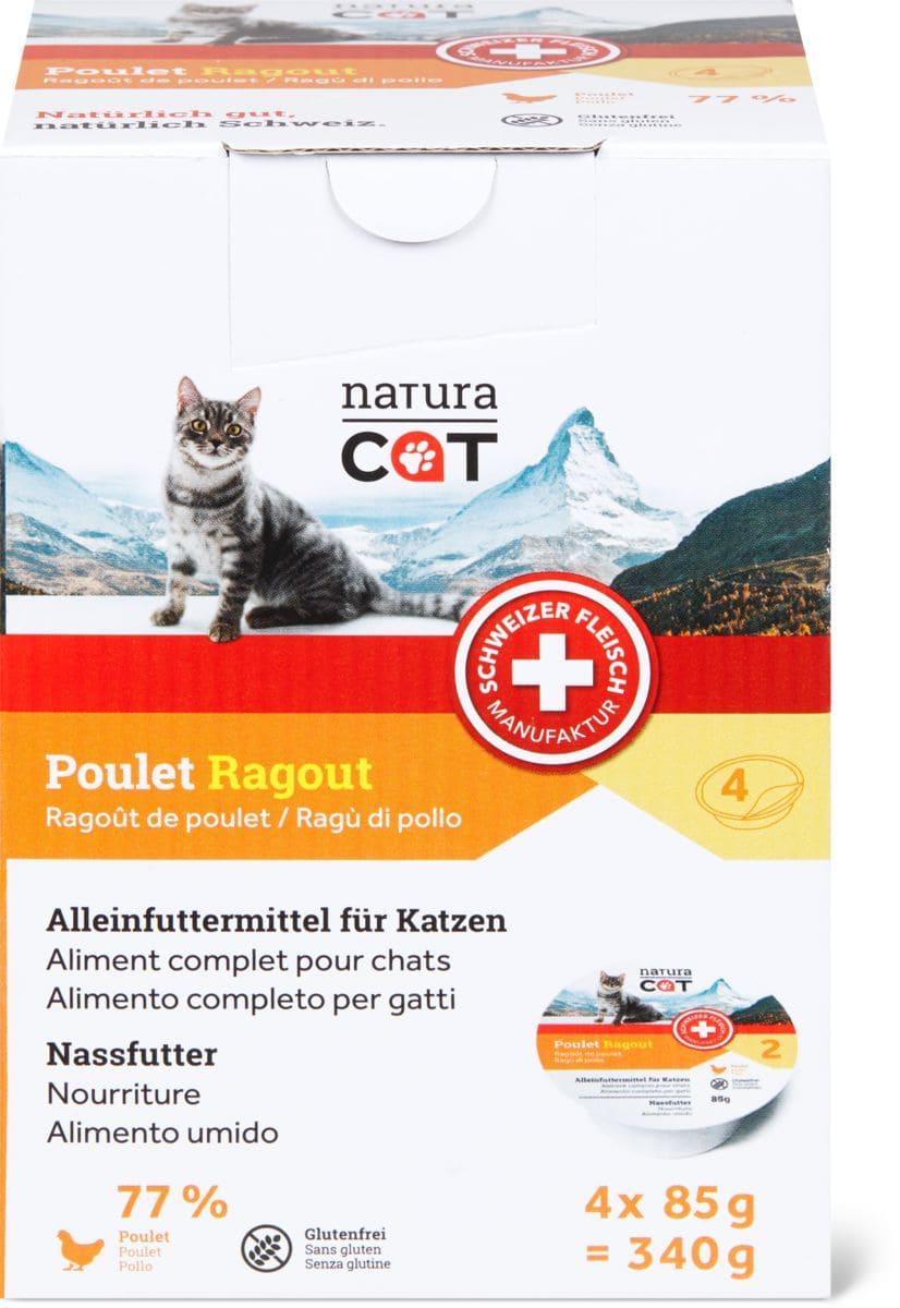 Naturacat Poulet Ragout