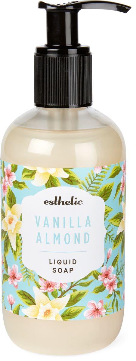 Esthetic Soap Vanilla Almond