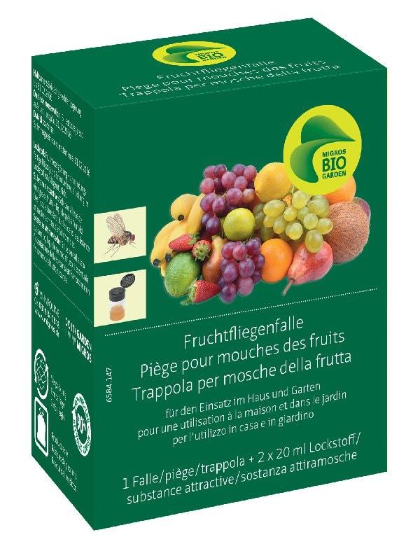 Migros-Bio Garden Piège pour mouches des fruits