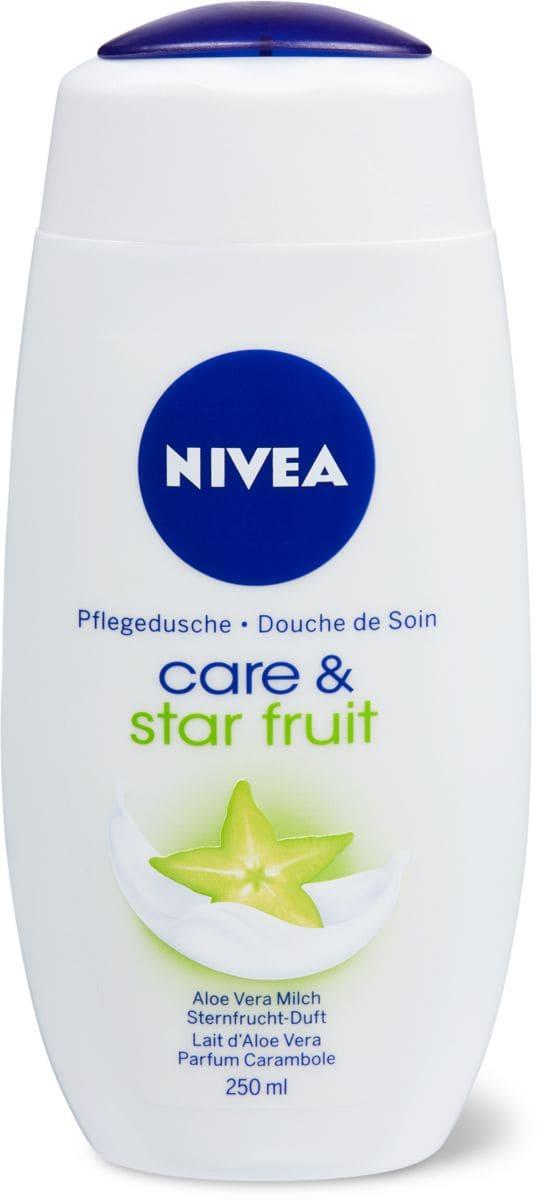Nivea Cremedusche Care&Starfruit
