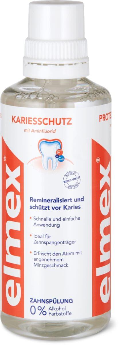 Elmex Zahnspülung Kariesschutz