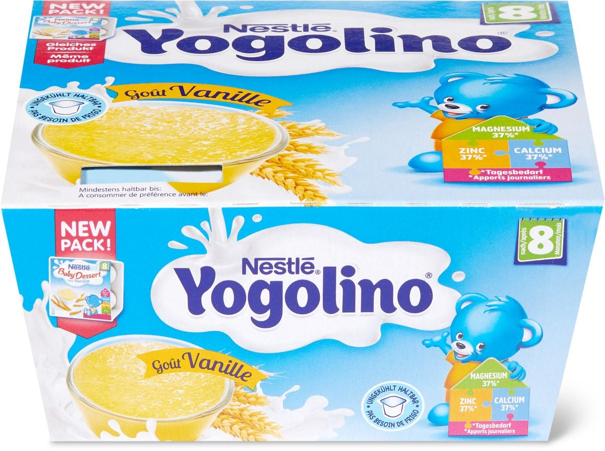 Nestlé Yogolino Vaniglia