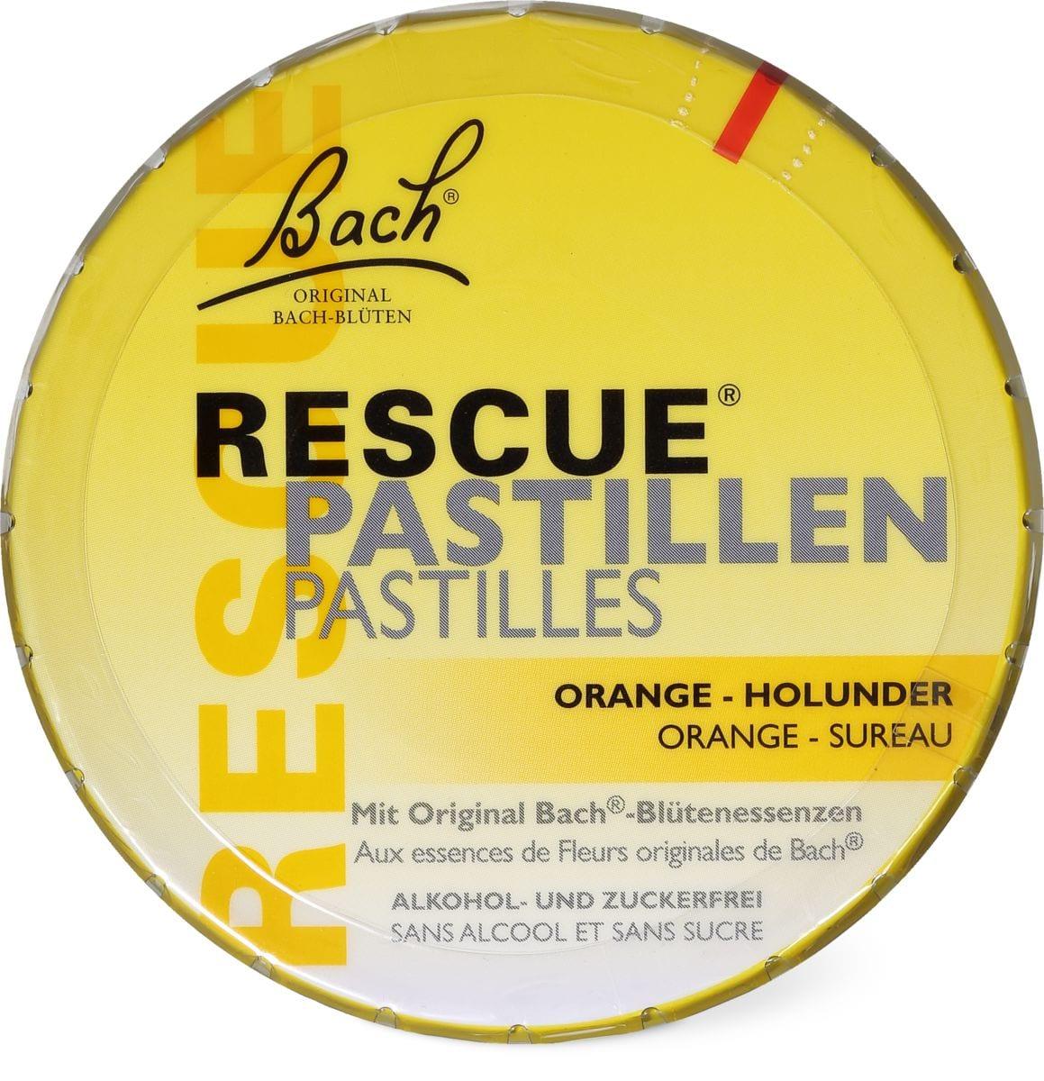 Fiori di Bach Rescue Pastiglie
