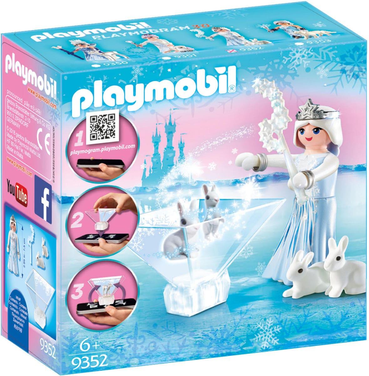 Playmobil Principessa delle stelle di ghiaccio