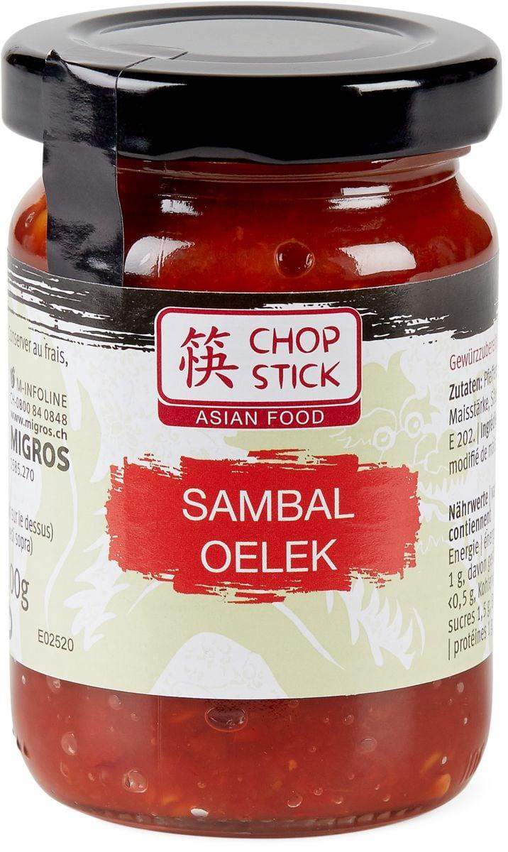 Chop Stick Sambal Oelek