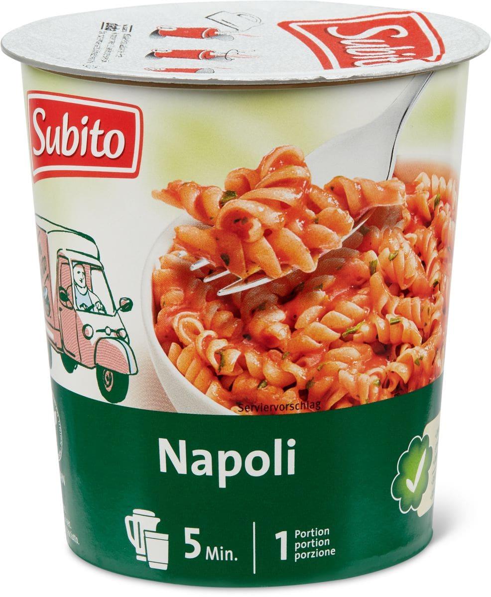Subito Hot Snack Napoli