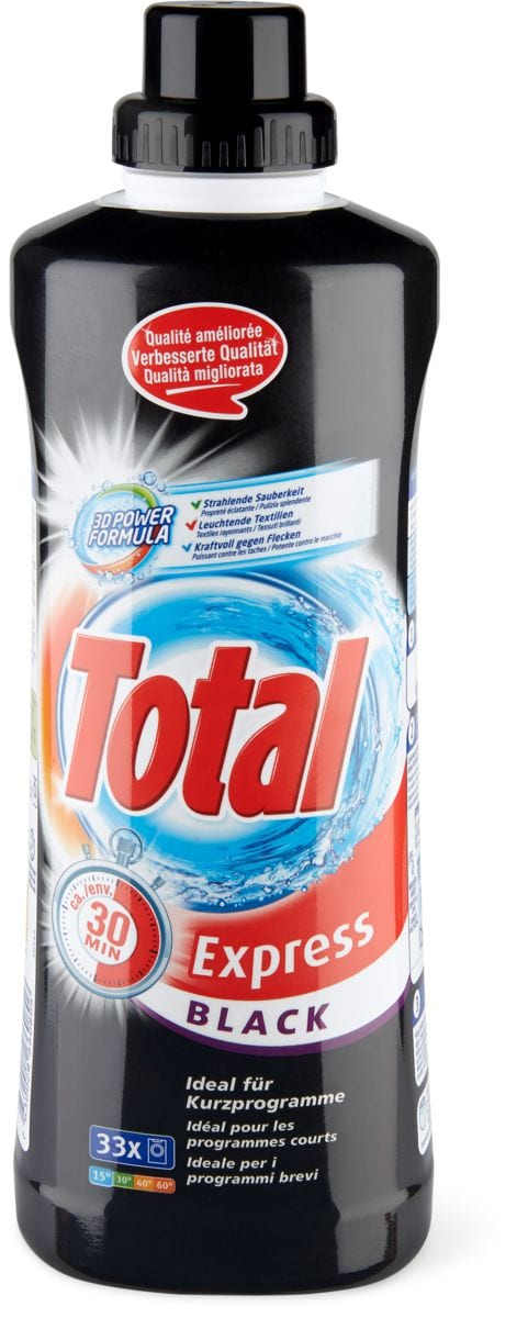 Total Express Black