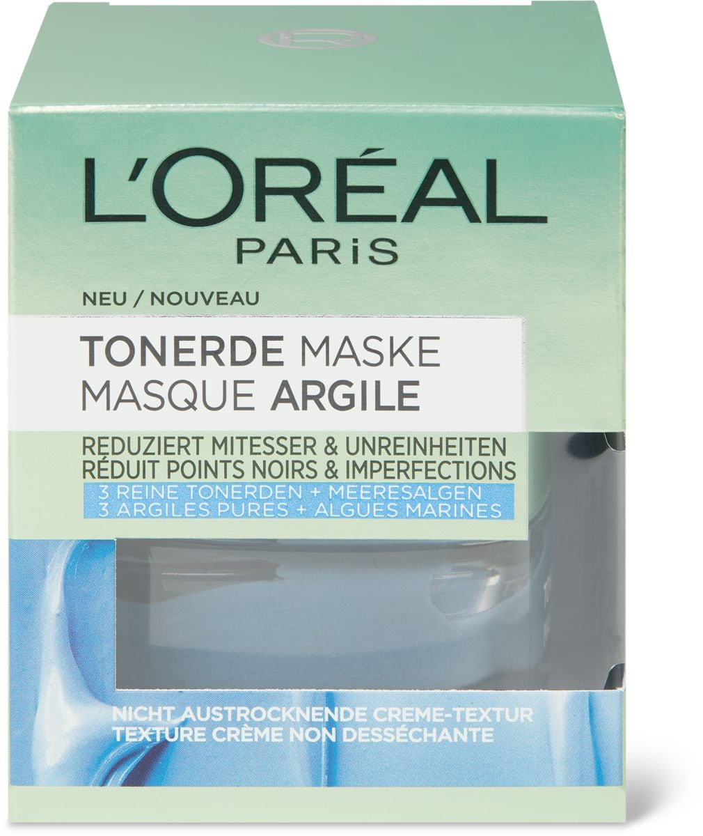 L'Oréal Clay Mask Blue