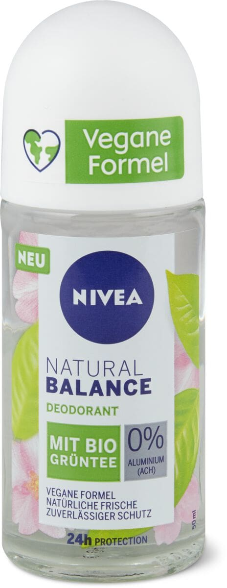Nivea Roll-On Green Tea