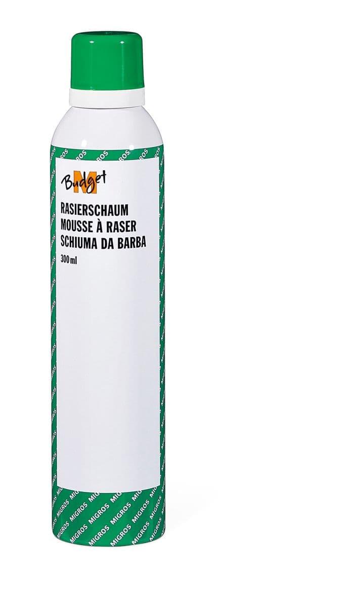 M-Budget Rasierschaum