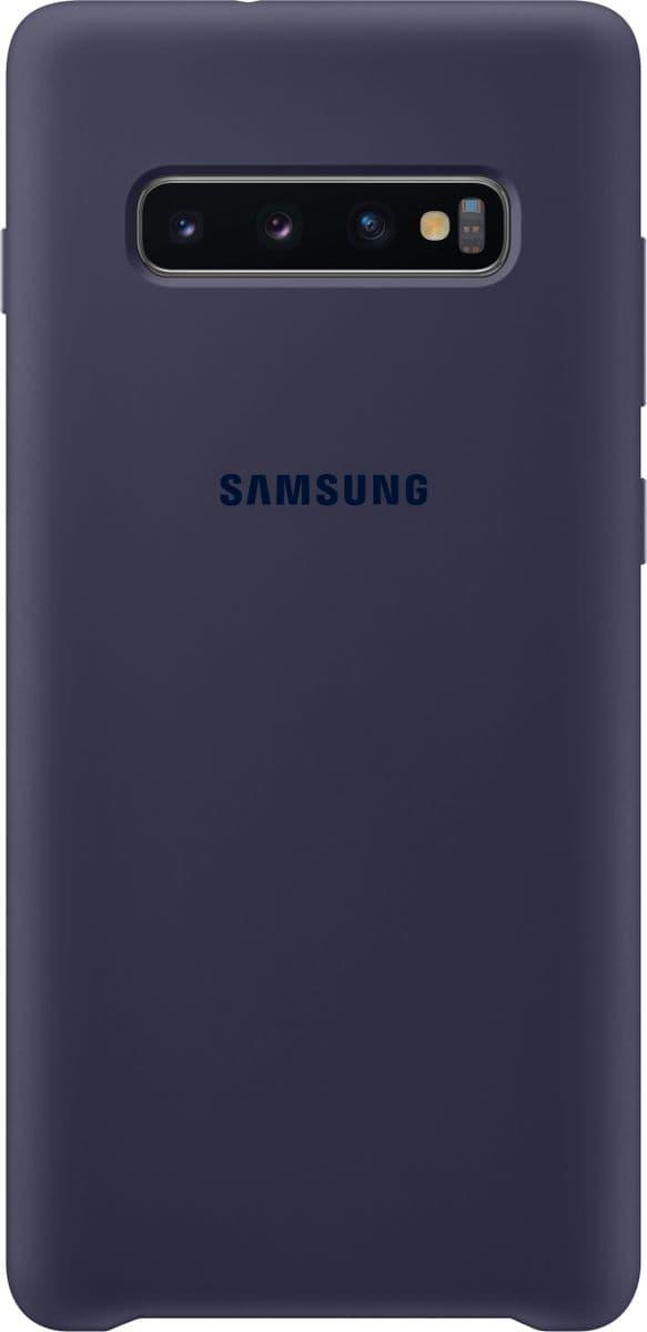 Samsung Silicone Cover Navy Custodia