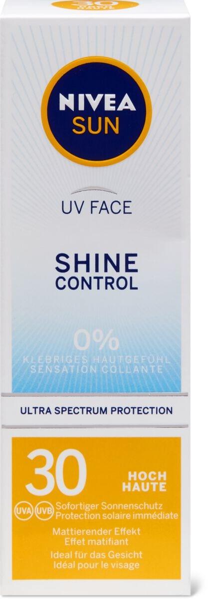 Nivea Sun Face ShineCont. SF30