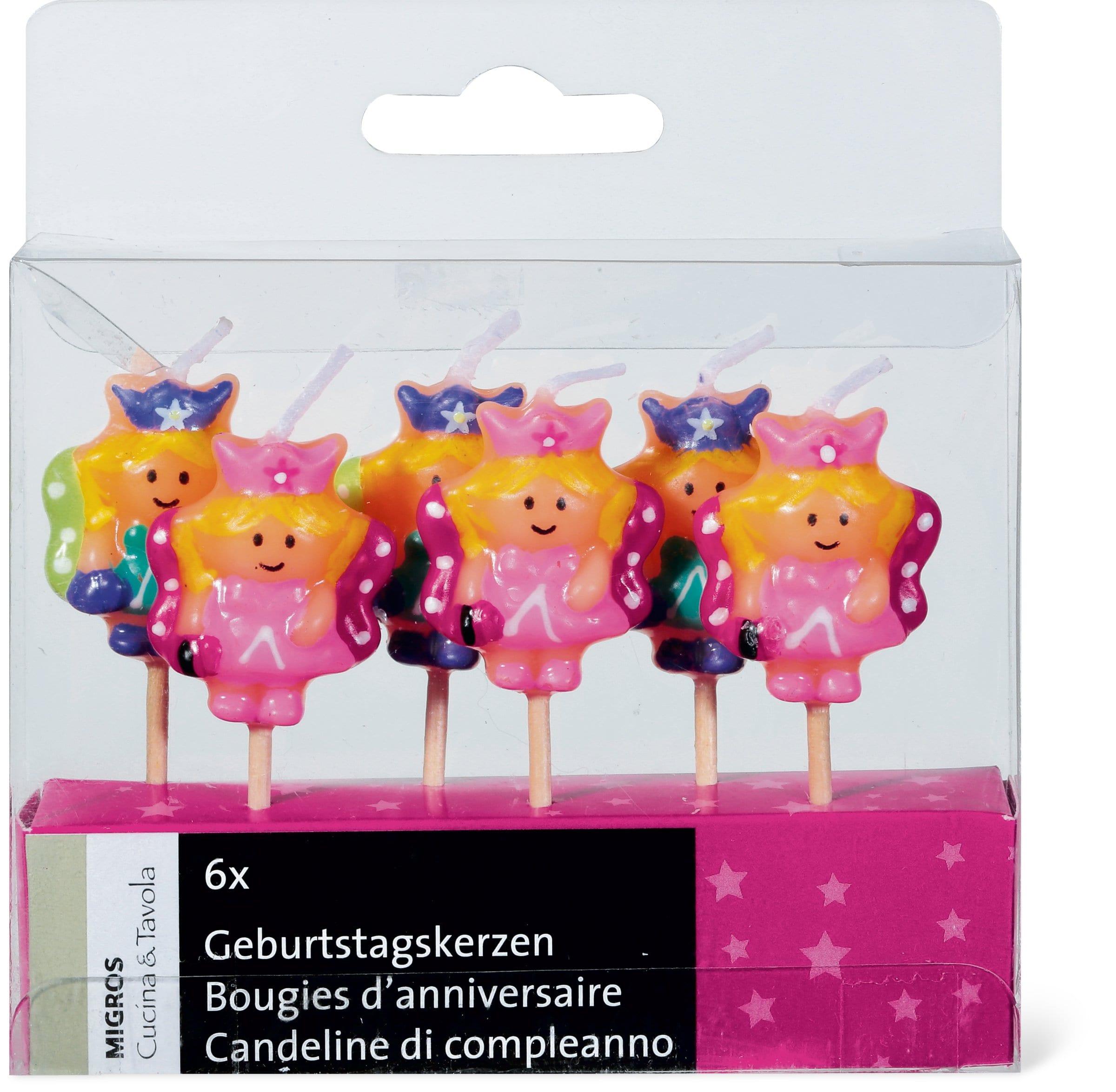 Cucina & Tavola Bougies d'anniversaire