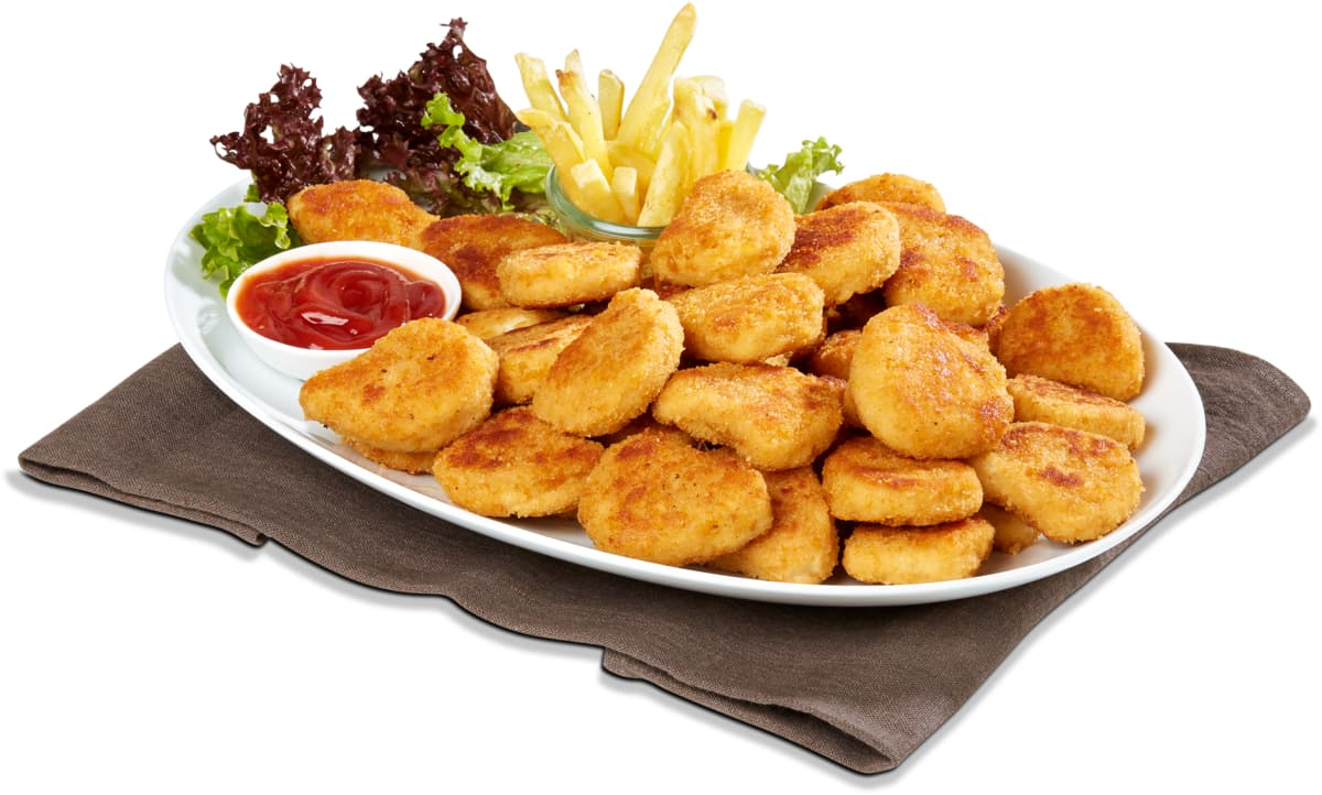 Don Pollo Chicken-Nuggets im Duo-Pack