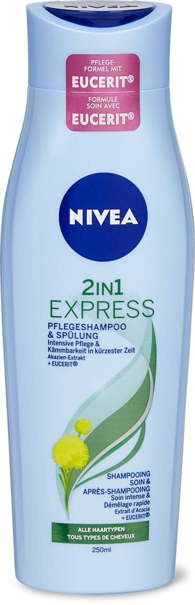Nivea Shampooing 2in1 Express Care