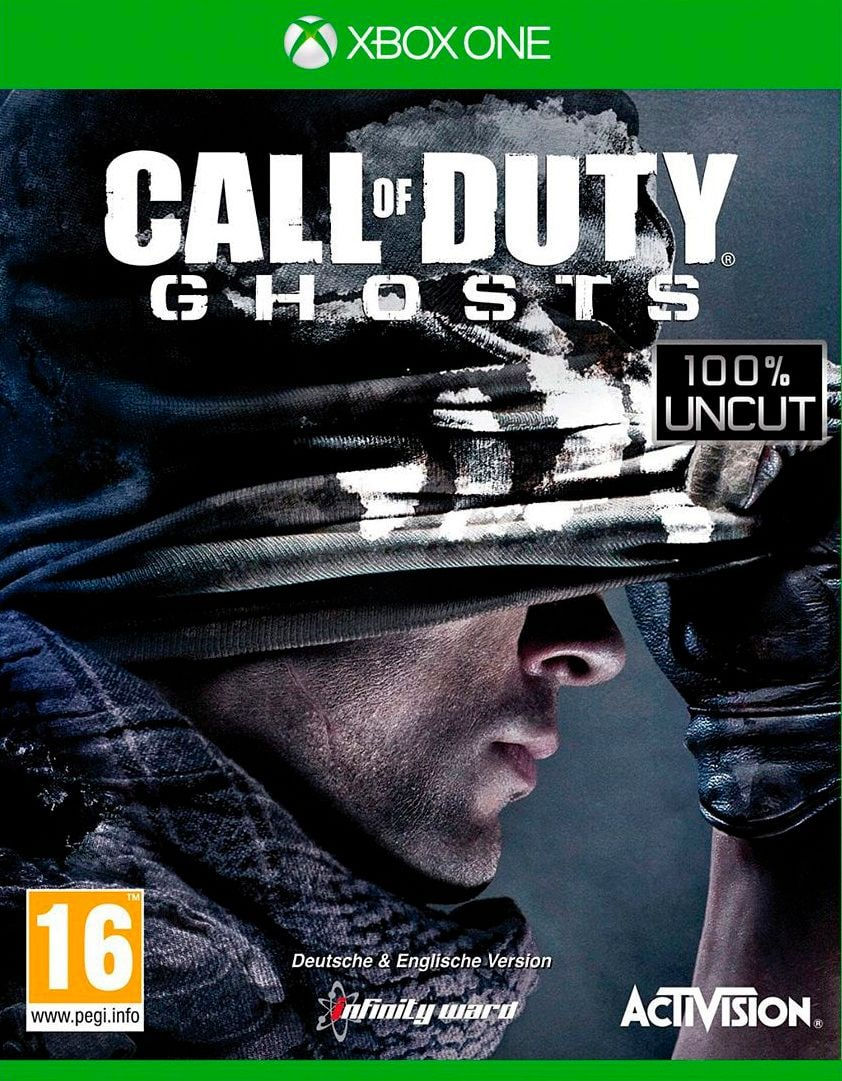 Xbox One - Call of Duty: Ghosts  Box