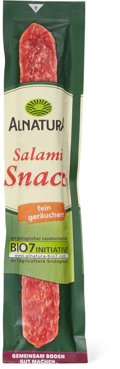 Alnatura Snack di salame