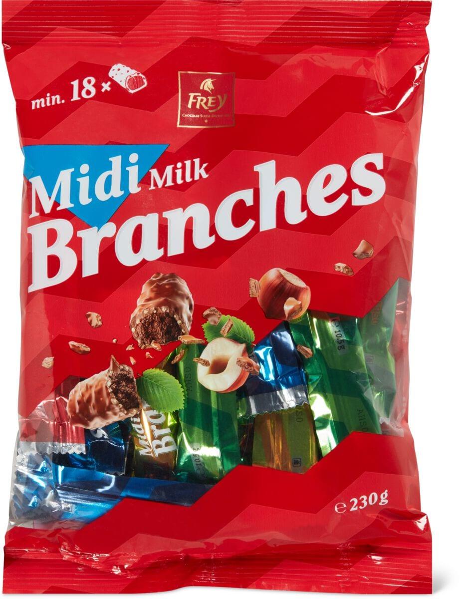 Branches milk midi