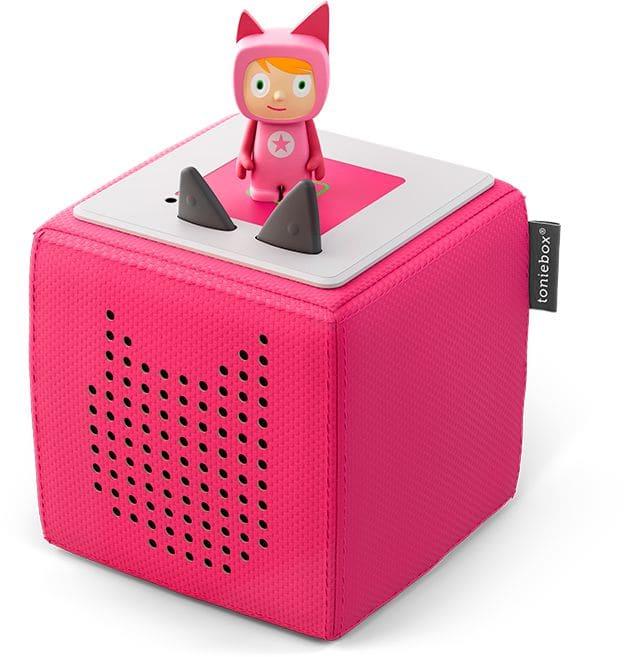 tonies® Toniebox - Starterset - Pink (DE) Hörspiel