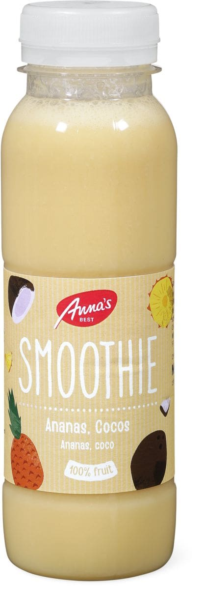 Anna's Best Smoothie Ananas-Cocos