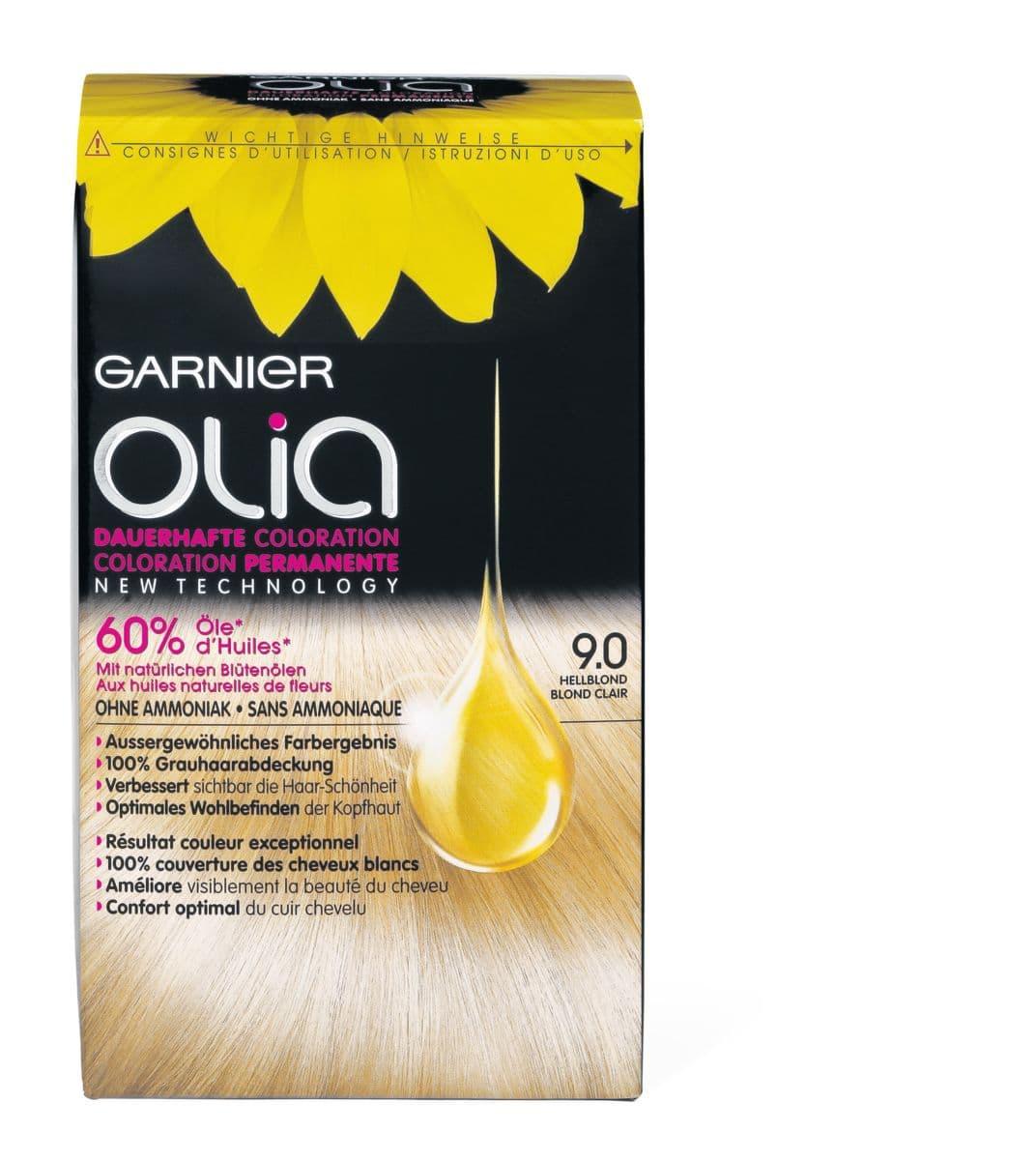 Garnier Olia 9.0 blond clair
