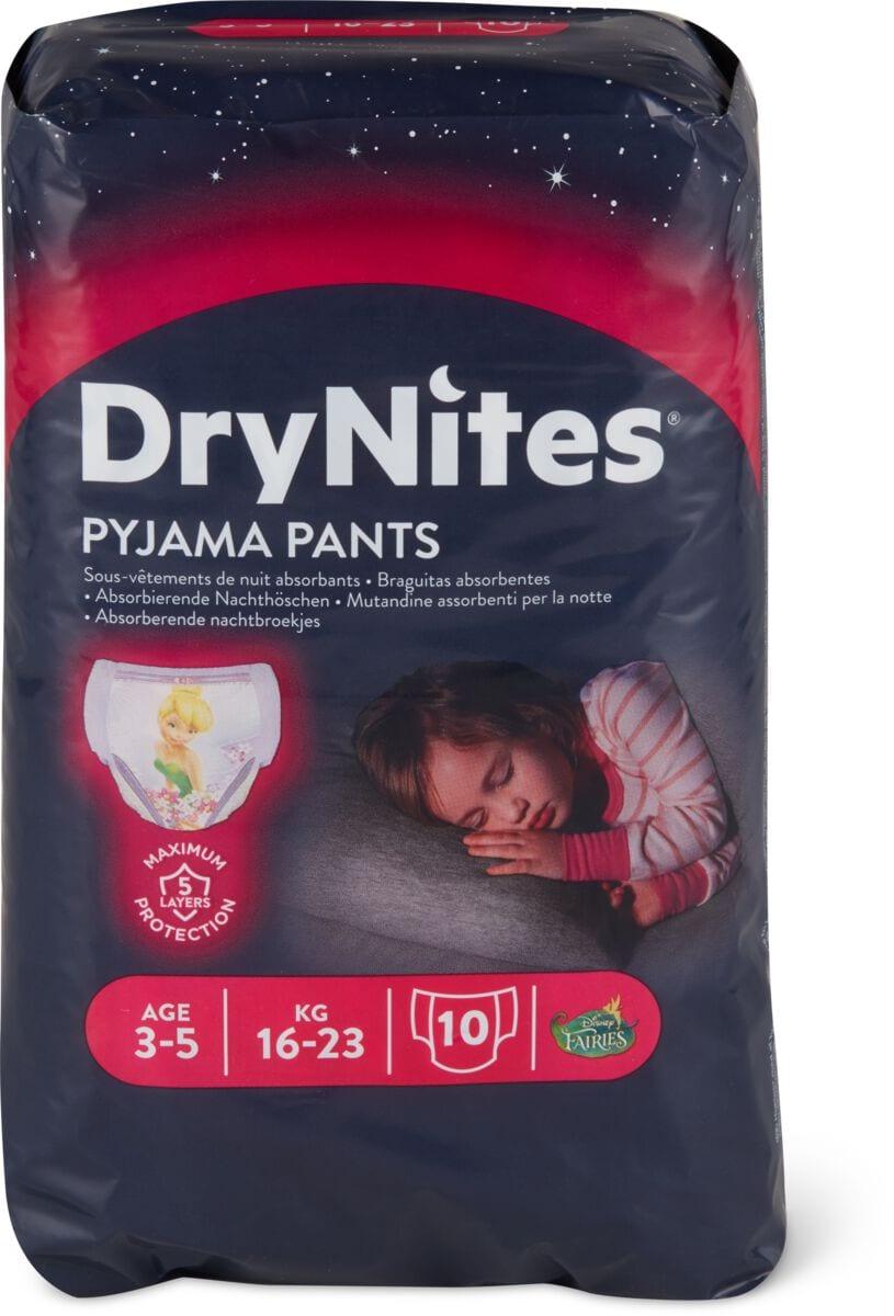 Huggies DryNites Girl 3-5 Years