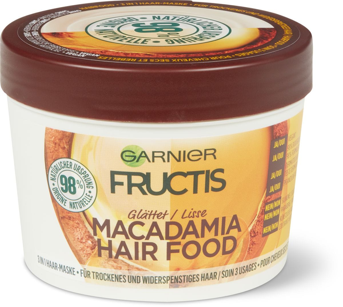 Garnier Fructis Macadamia Hair Food