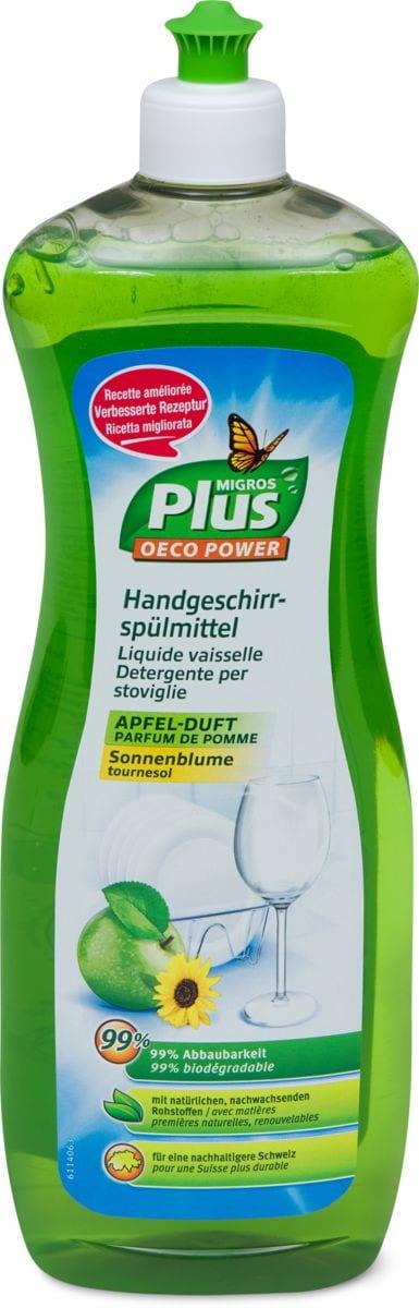 M-Plus Apple liquide-vaisselle