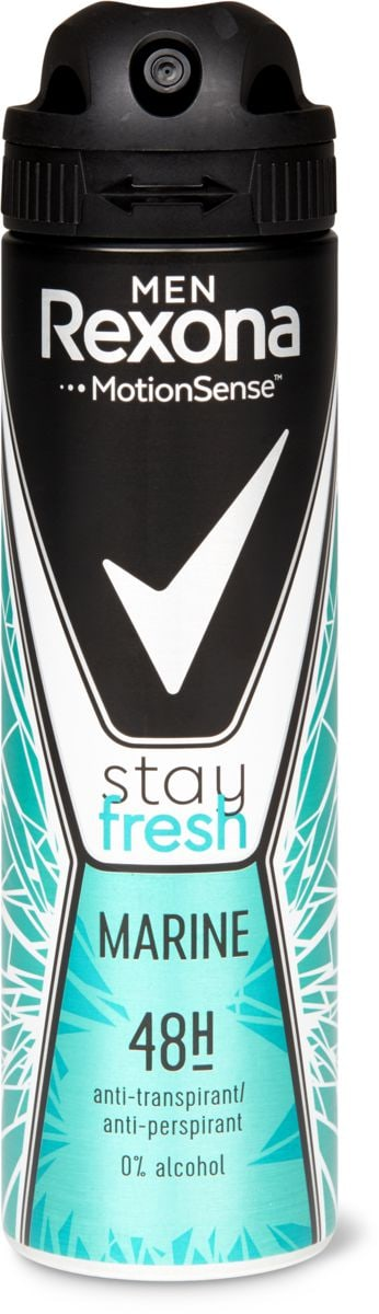 Rexona Men Deo Spray Stay Fresh