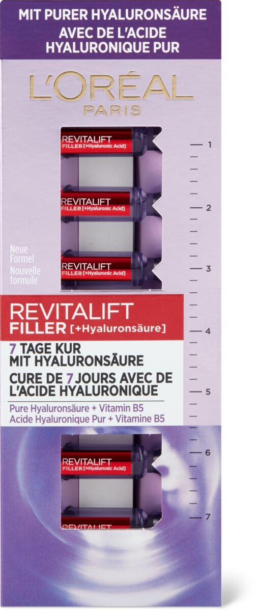 L'Oréal Revitalift 7 Day Hyalurocure