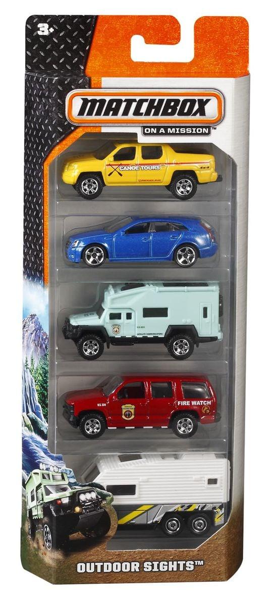 Matchbox C1817 5p Auto-Set Macchinine da collezione
