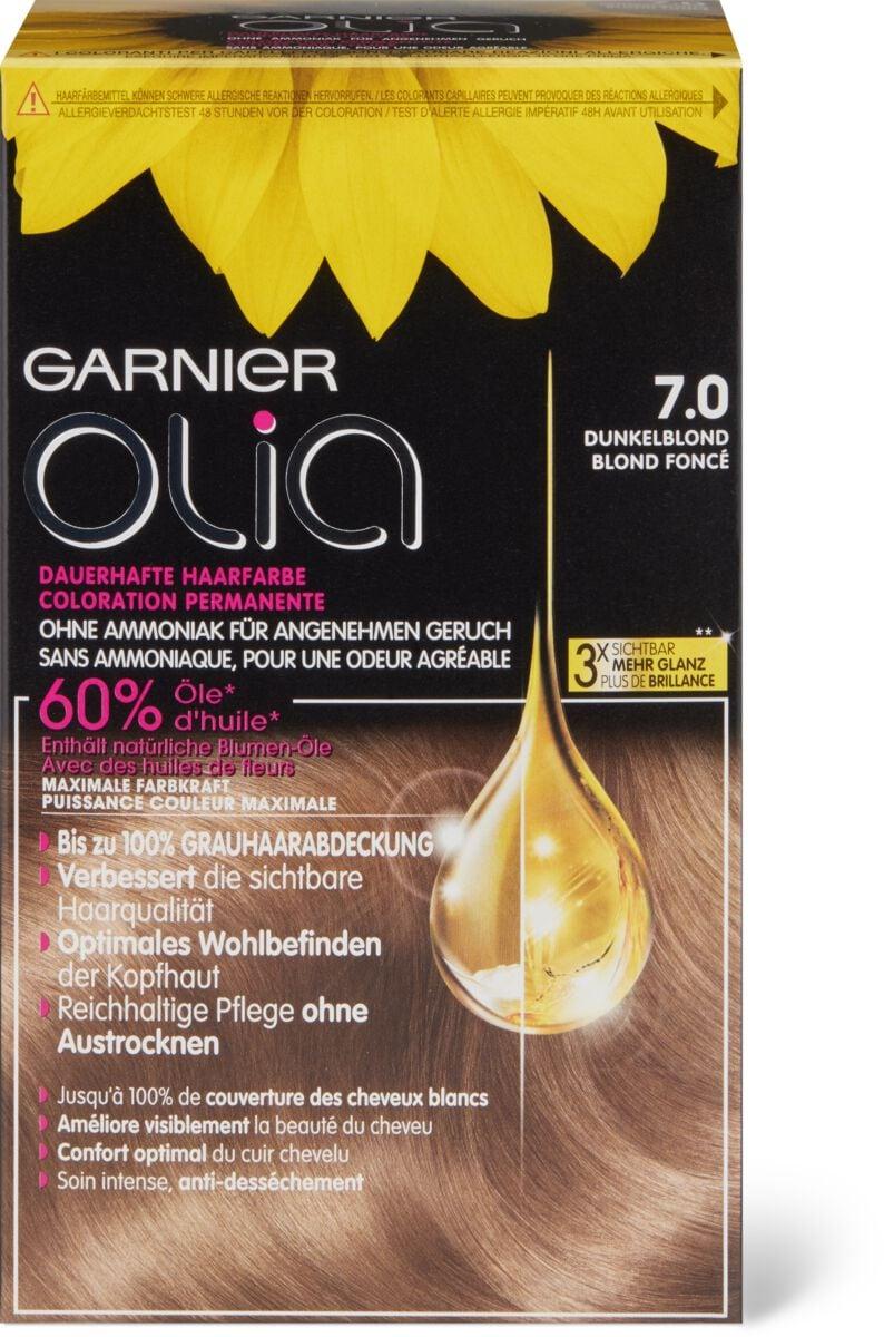 Garnier Olia - 7.0 Dunkelblond