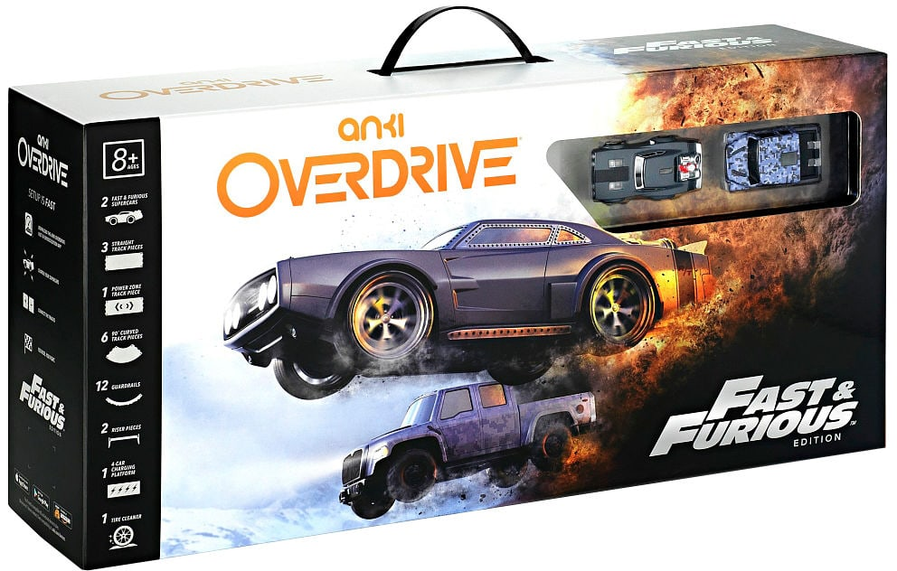 Anki Starter Kit - Fast & Furious Edition