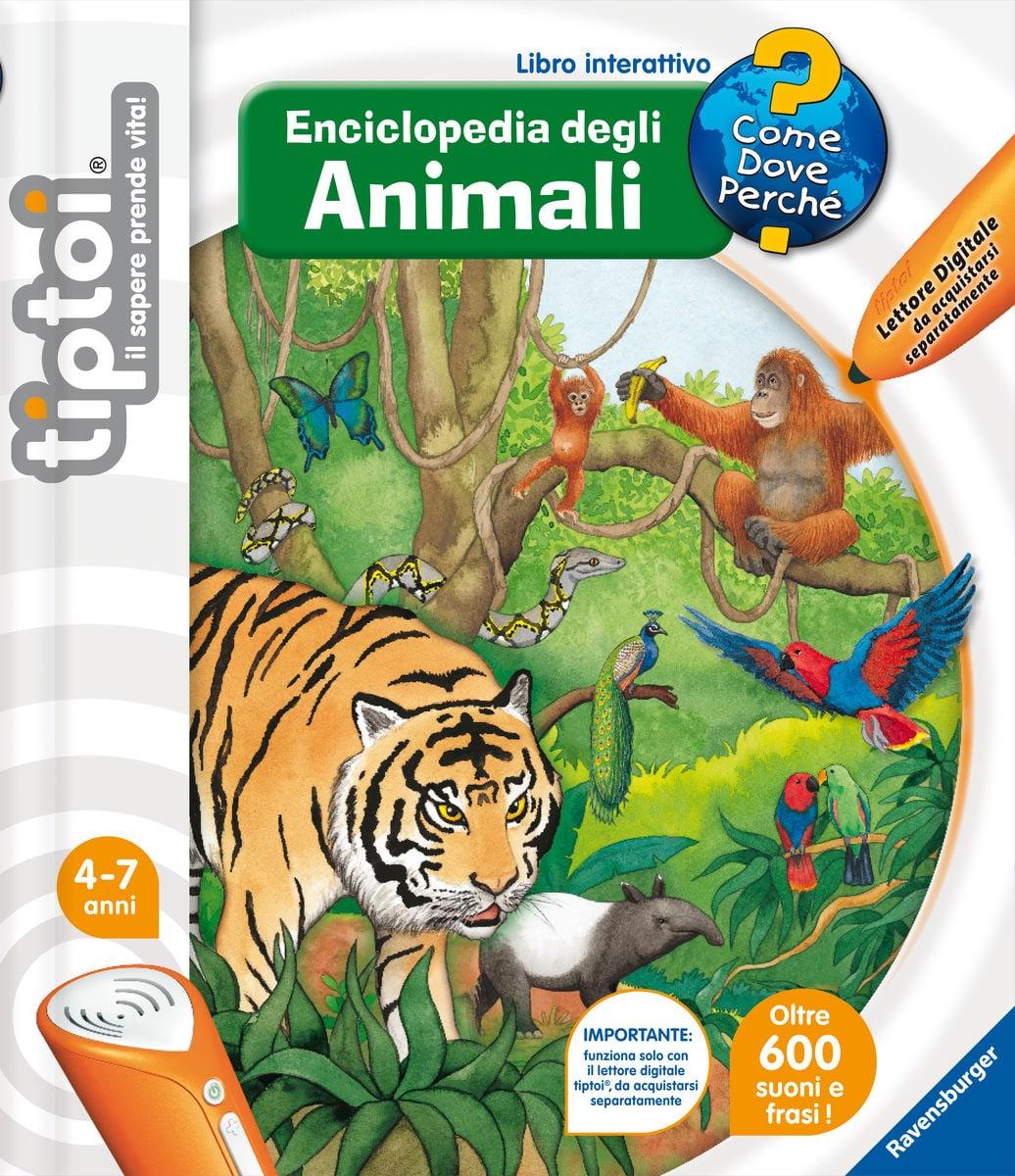 Tiptoi Enciclopedia degli animali (I)