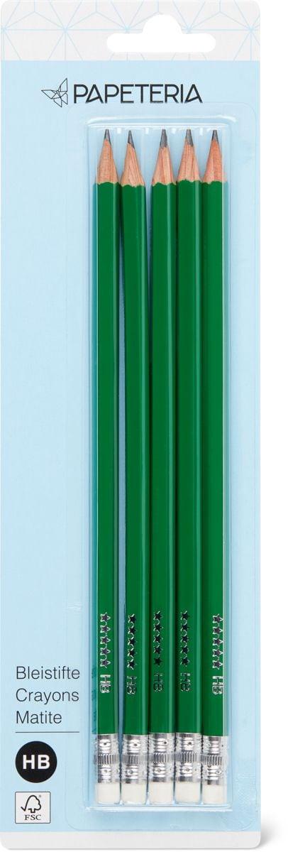 Papeteria Crayons à papier