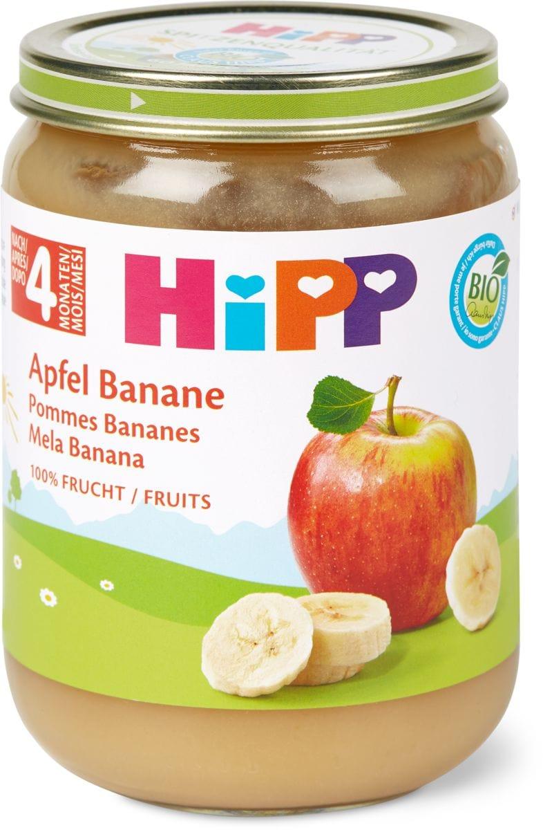 HiPP pommes - bananes