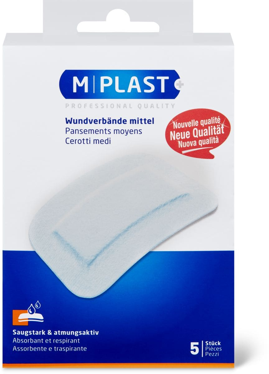 M-Plast Wundverband Medium