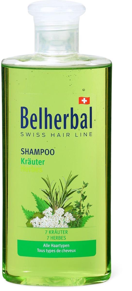 Belherbal shampoo erbe
