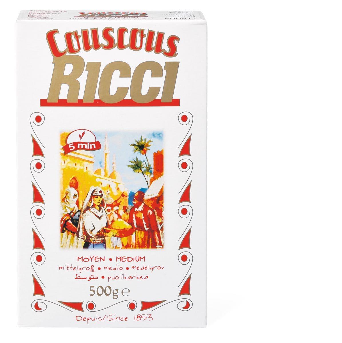 Ricci Couscous medio